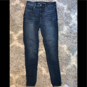 American eagle long 360 next level stretch jeans